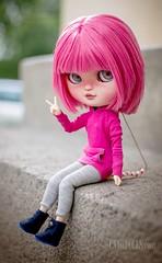 FA - Poppy (OOAK Icy Doll)