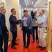 Javier Fernández inaugura la nueva sede de la Federación Socialista Asturiana