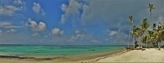 Guna Yala (Travicted Photography) Tags: travel centralamerica centroamerica panama gunayala kunayala sanblas island isla beach playa panorama sea mar