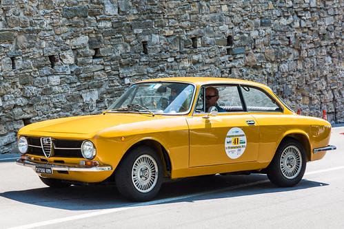 ALFA ROMEO GT JUNIOR 1300 1973