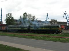 2M62-0924_Riga-Krasta_2017 (ЕгорЖуравлёв) Tags: 2m62 locomotive ldz railway railroad riga 2017 canon латвия рига локомотив тепловоз 2м62
