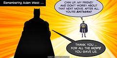 PopFig: Go West (JD Hancock) Tags: jdhancock popfig comics lol webcomics geeky photocomics fun funny batman dccomics