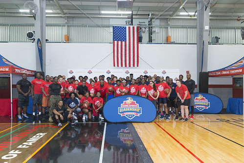 """170610_USMC_Basketball_Clinic.059 • <a style=""""font-size:0.8em;"""" href=""""http://www.flickr.com/photos/152979166@N07/34444998324/"""" target=""""_blank"""">View on Flickr</a>"""