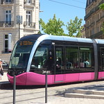 Tram in Dijon - Place Darcy thumbnail