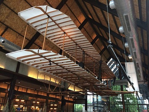 Wright Flyer replica Air Space Restaurant, Hua Hin Aug16 (Pete Young)