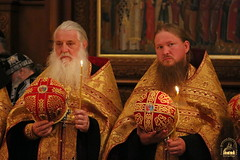 013. The Feast of All Saints of Russia / Всех святых Церкви Русской 18.06.2017