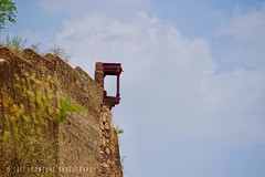 Ranthambhore Fort, India (Immature Photography LLP) Tags: architecture building structure sky lowangle wall heritage india fort ranthambhore