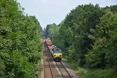 70817, Sutton Park (JH Stokes) Tags: trains trainspotting tracks transport railways locomotives diesellocomotives freightlocomotive freighttrains suttoncoldfield suttonpark westmidlands photography 70817 colasrailfreight westburybescot