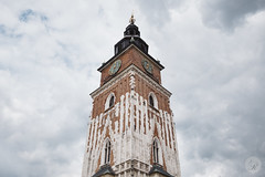 Torre del Ayuntamiento (jdelrivero) Tags: polonia paises arquitectura cracovia torre poland countries tower architecture krakówśródmieście małopolskie pl