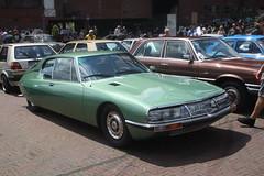 Citroen SM 1970 - 1975 (elbaracuda2002) Tags: oldtimer youngtimer motor auto car autotreffen carshow oldtimertreffen18062017zecheewaldherten