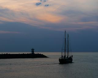 Scheveningen seaview.