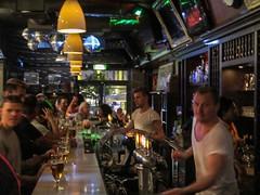 Servers and patrons, Bee Kök & Bar, Gothenburg, Sweden (Paul McClure DC) Tags: gothenburg göteborg sweden sverige july2015 people
