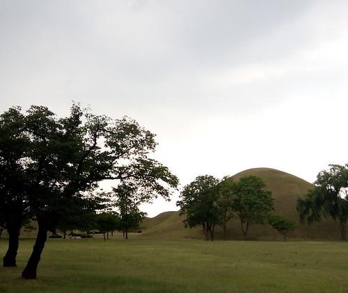 Gyeongju, Tumuli Park