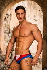 Tony (MDZ male photography) Tags: hunk swimwear speedo boy fitness dude sexy male model cute tattoo ink pose canarias gran canaria maspalomas