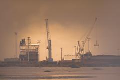 Port of HaminaKotka (Jyrki Salmi) Tags: jyrki salmi kotka finland harbour dock port hietanen