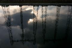 _DSC7669 (durr-architect) Tags: spiegelwaal ruimte room river waal nijmegen netherlands high water flood island bridge nevengeul