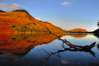 Dawn at Buttermere