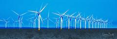 Énergie/Energy/Kraft (Elf-8) Tags: denmark grenaa northsea windturbine energy sky sea
