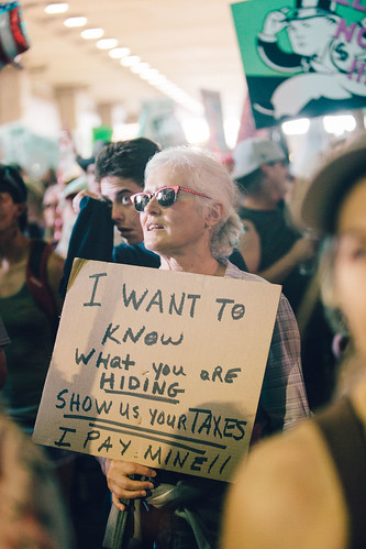 Tax Day March, From FlickrPhotos