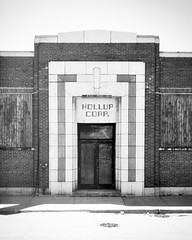 HOLLUP CORP. [2] (k.james) Tags: kenthenderson kjameshenderson hollupcorp hollupcorporation chicago southwestchicago factory storefront industrial artdeco