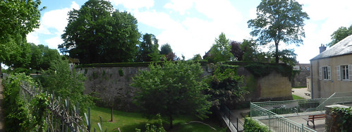 Boulevard Maréchal Joffre, Beaune - Bastion Notre Dame - panoramic