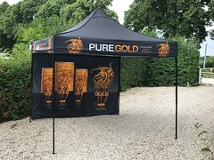 Reclame Tent - Pure Gold (3)