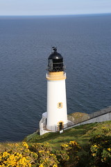 Maughold Lighthouse, Isle Of Man (Simply Jan) Tags: iom isleofman maughold canoneos gorse stevenson