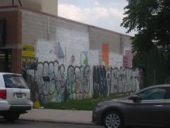FACT, RARE, COSE & REAKT (Billy Danze.) Tags: chicago graffiti fact xmen jmc d30 rare rta coser cmw