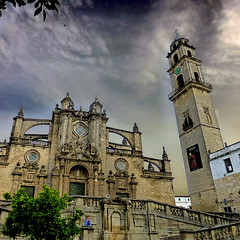 Jerez de la Frontera, Andalucìa (pom.angers) Tags: panasonicdmctz30 april 2017 spain españa andalusia andalucìa jerezdelafrontera europeanunion church religion sky 100 200