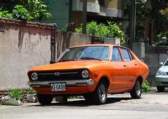 Yue Loong Nissan Sunny 301 1200 (rvandermaar) Tags: yue loong nissan sunny 301 1200 yulon yln datsun 120y datsun120y nissansunny datsunsunny sunnyb210 b210 taiwan yueloong rvdm