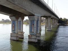 Egypt_Ägypten_Nil_Brücke (hajomu) Tags: ägypten egypt assuan brücke nil