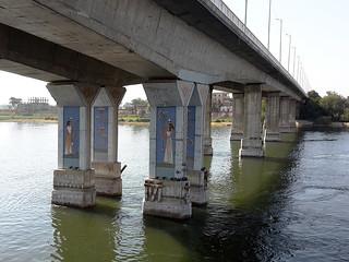 Egypt_Ägypten_Nil_Brücke