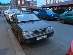 FSO Polonez (mangopulp2008) Tags: polonez fso car polish banialukakazimierz