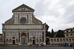 Santa Maria Novella (fr@nco ... 'ntraficatu friscu! (=indaffarato)) Tags: italia italy toscana firenze chiesa santamarianovella