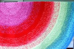 2017.06.06. virkattu matto 192 cm 3107m (villanne123) Tags: 2017 matto villanne virkattua virkattu virkattumatto crochet crocheting crochetrug rug teeteeapollo schachenmayrjourney