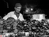 Dinner at 22 in Marrakech (Alesfra) Tags: mzuiko17mmf18 alesfra alesfrafotografia alesfraphotography alesfracom em1 foto jemaaelefna marrakech marruecos medina mirrorless morocco olympus olympusem1 olympusomdem1 omd photo sinespejo wwwalesfracom zoco albertojespiñeirafrancés portrait retrato man food comida cena lunch work cook cooking cocinero anciano viejo cara face rostro gorro caldero fogón bulb bombilla luz light humo smoke bottle botella agua water africa hombre oldman old mzuiko 17mm worker working chef street streetphotography gente monocromático night noche people blackandwhite fsuro