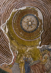 Ceiling with mosaics and paintings in the byzantine church of st. Savior in Chora, Edirnekapı, istanbul, Turkey (Eric Lafforgue) Tags: architecture artistic byzantine camii ceiling chora christian christianity church constantinople creative cultural decorations decorative domed edirnekapi fresco frescoes holy icon iconic iconographies iconography indoors istambul istanbul kirk landmark masterpiece monastery monument mosaic mosaics museum nopeople orthodox paintings religion religious savior saviour tourism traditional travel turkey turkey932 vertical edirnekapı