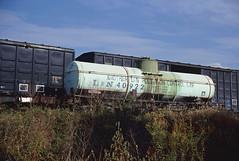 L&N 40922 (Chuck Zeiler) Tags: ln 40922 railroad mow tank car freight nashville chuckzeiler chz