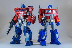 DSC07864 (KayOne73) Tags: sony a7ii generation toys op ex optimus prime idw masterpiece figure toy transformer autobot japanese robot nikon 40mm macro