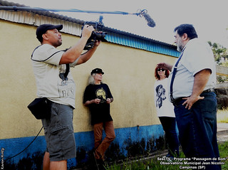 Aldo Ribeiro, Tony Babalu, Suzi N. de Medeiros, Julio Lobo - Programa Passagem de Som (SescTV)