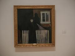 DSCN9068 _ Moonlight, 1893, Edvard Munch, SFMOMA (Matthew Felix Sun) Tags: sanfrancisco sfmoma museum munch edvardmunch exhibition july 2017 betweentheclockandthebed