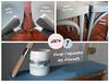 DIY - étape 9 : vernir les différents éléments (G.Rapp) Tags: relooking meuble diy table chaise cuisine pastels pastel scandinave bricolage