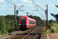 EN76-053 (Łukasz Draheim) Tags: polska poland pociąg pkp kolej nikon d5200 bydgoszcz train transport railway railroad rail scenery scenerie