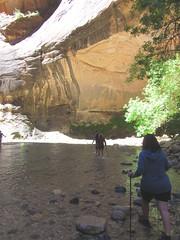 The Narrows (rudyg39) Tags: vacation zionnationalpark springdale utah narrows marie