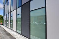 Rock Oil (15) (jamesutherland) Tags: cpuk glazing glass curtainwall curtainwalling