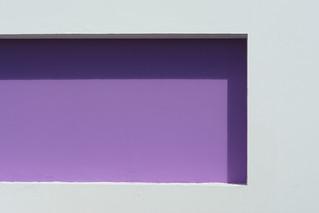 Purple panel