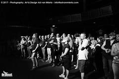 2017 Bosuil-Het publiek bij The Road Home en The Brandos 3-ZW