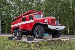 ПМЗ-27А (dm35ru) Tags: russia vologdaregion firetruck zil zil157