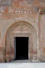 Khor Virap (Armenia). Monasterio. Capilla de San Gregorio el Iluminador. Portada (santi abella) Tags: khorvirap armenia