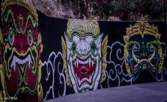 Come On In!! (BGDL) Tags: lightroomcc afsnikkor55200mm1456g bgdl urban nikond7000 wallart grafitti adeje canaryislands onthewall weeklytheme flickrlounge